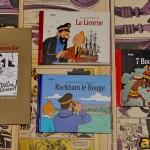 Tintin durante la Guerra
