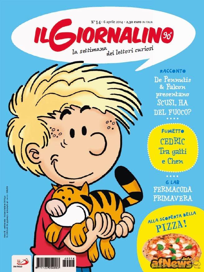 Giornalino-6aprile2014 cover