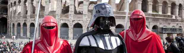 Star Wars Day: foto e video!