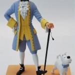 Una statuetta per i 25 anni della Boutique Tintin di Bruxelles
