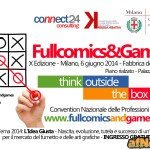 Fullcomics & Games: idee creative nel fumetto
