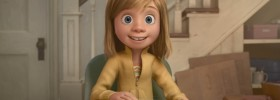 First look on Riley from Pixar's 'Inside/Out'