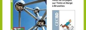 Géo guida di Bruxelles e Tintin