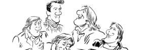Un fumetto su Gérard Depardieu