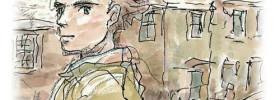 Miyazaki disegna Westall