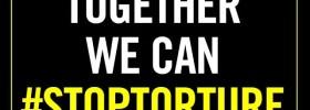 Sylvain Chomet for '#Stop Torture'