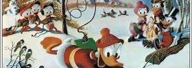 Carl Barks - snow fun