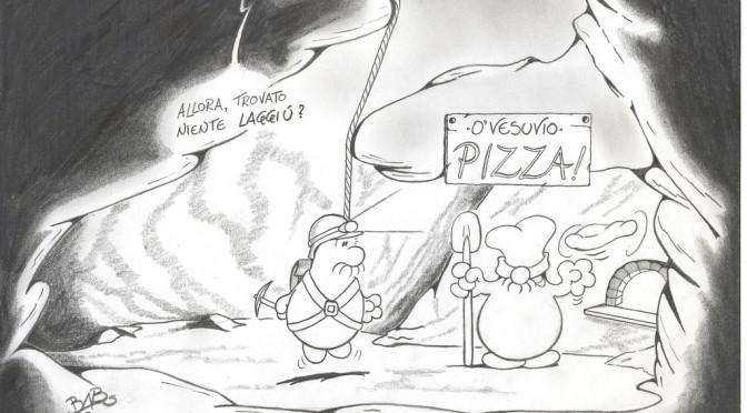 Pizza o' Vesuvio