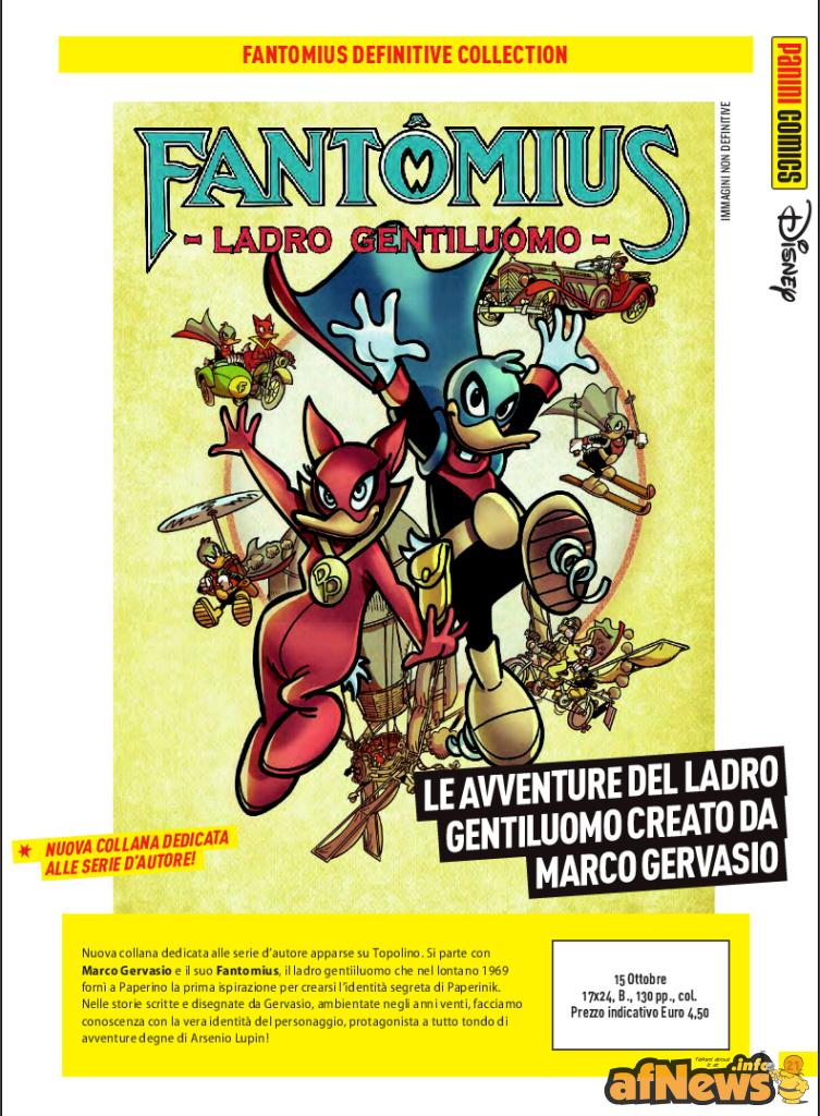 Fantomius-arriva