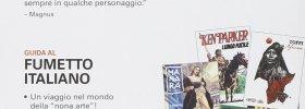 Guida al fumetto italiano - Autori personaggi storie