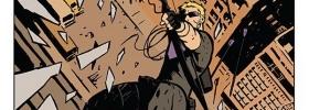 Hawkeye by David Aja