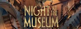 Notte al museo 3, il cast al completo nel nuovo poster