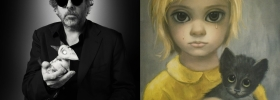 'Big Eyes' di Tim Burton: il trailer