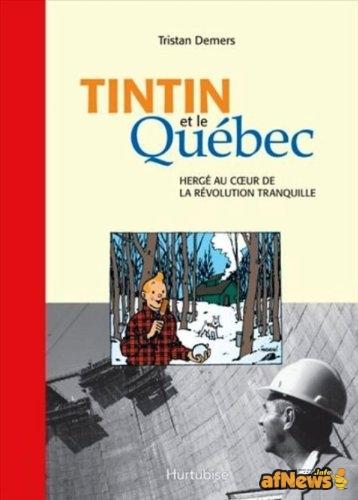 TintinAuQuebec-libro