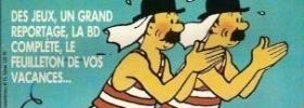 L'été Tintin
