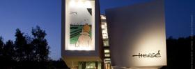 Museo Hergé: 6 milioni di deficit, ma non c'è problema.