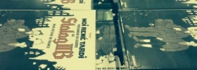 Le nouveau Tardi, fin prêt. Rendez-vous en librairie le 26/11.