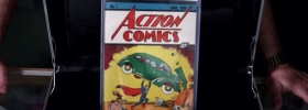 Action Comics 1: la video storia!