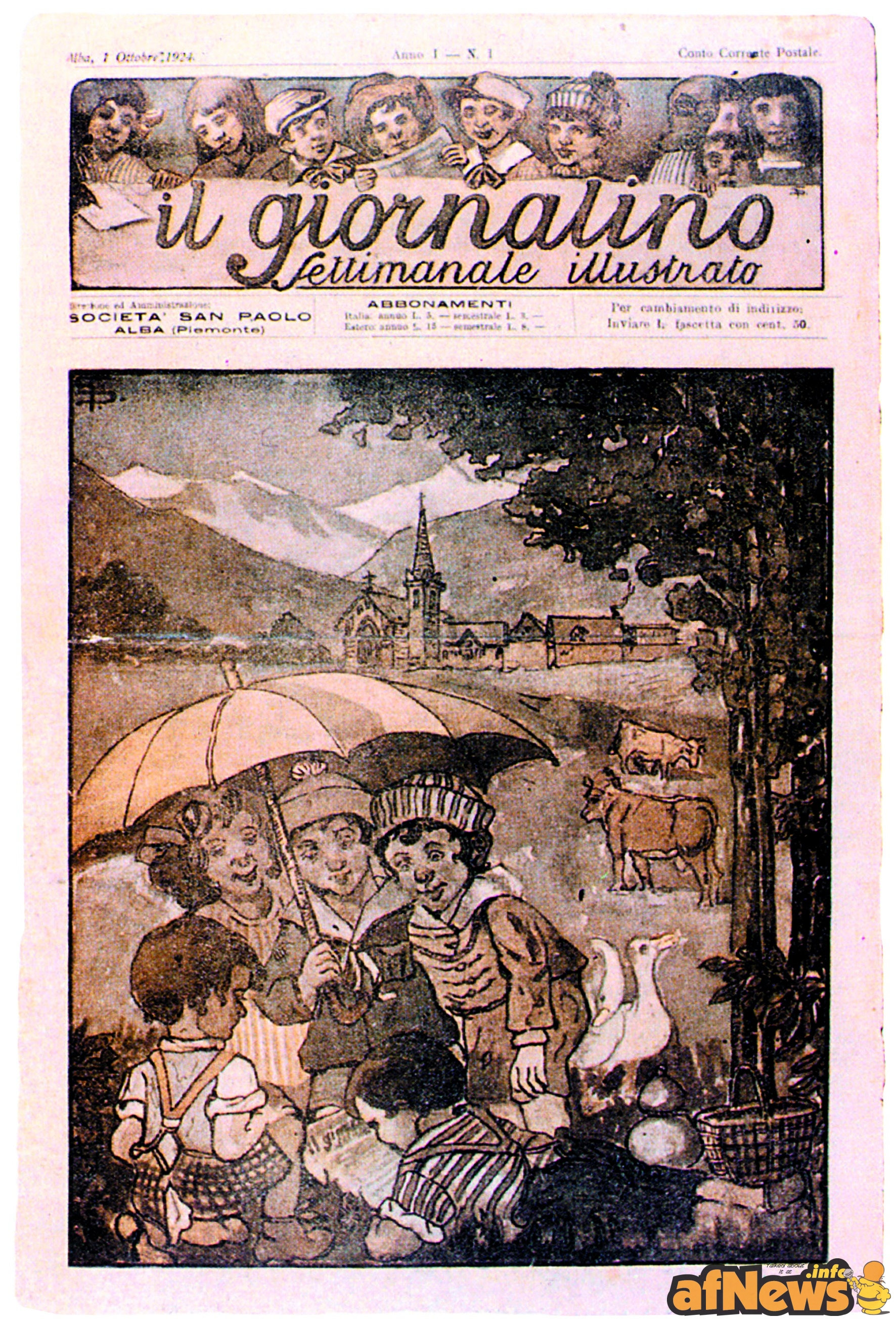 Prima cop 1924