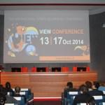 View Conference 2014. Eroi, Procioni e Altro ancora.