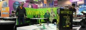 Witness al Festival del Gioco di Società di Essen