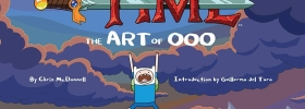Meet the art of Adventure Time!