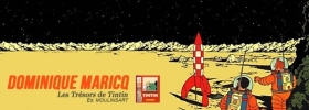 Paris incontra Tintin: D.Maricq e P.Goddin
