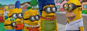 I Simpson diventano Minion nello speciale di Halloween!