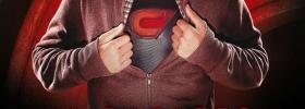 Il ragazzo invisibile, il primo poster del cinecomic di Gabriele Salvatores