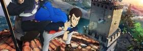Una nuova serie animata di Lupin ambientata in Italia