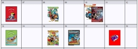 Papersera: calendario Disney in linea!