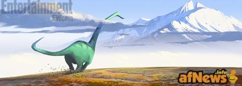 The Good Dinosaur: un po' di trama