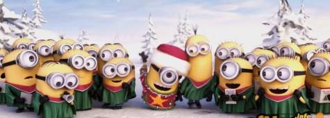 Buon Natale! Di già? Eh, dai Minions...