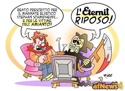 L'Eternit Riposo...