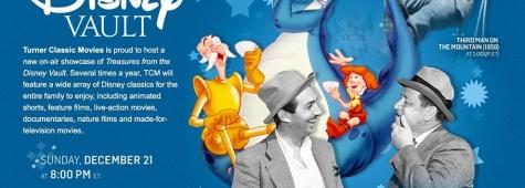 In dicembre tanti classici Disney su TCM