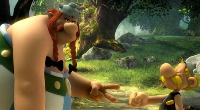 Asterix e il regno degli Dèi: trailer italiano