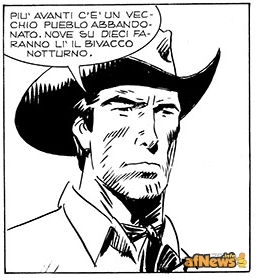 Tex Uomo di Atlanta