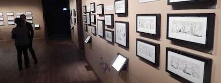 Angoulême 2015 : Bill Watterson e le strip USA in mostra