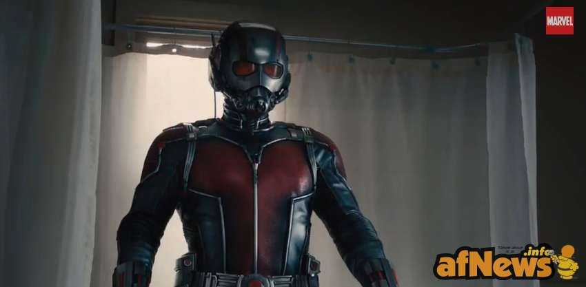 ant-man trailer Italia