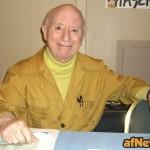 Irwin Hasen passed away