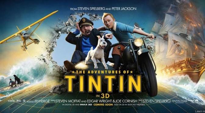 Stasera il Tintin di Spielberg è su MTV!