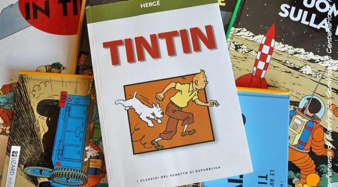 Tintin anti nazista durante il nazismo e altre Storie