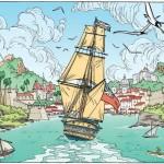 L'Isola del Tesoro di Radice e Turconi: wow!