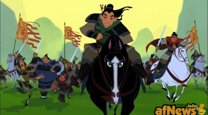 Mulan live action: attori cinesi!