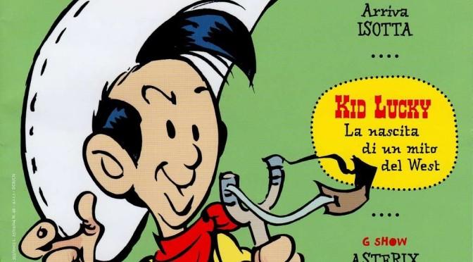 Voilà: Kid Lucky è arrivato su Il Giornalino