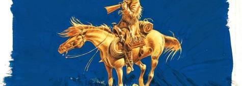 Comanche, il ciclo del Montana
