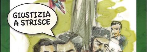 Giustizia a strisce: i giudici del fumetto