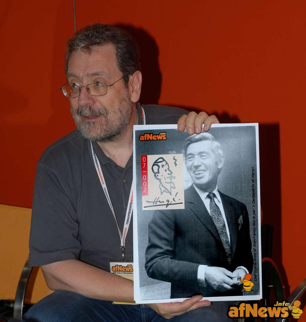 Goria presenta Hergé