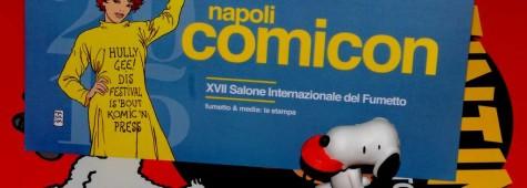 Ora tocca a Napoli ComiCon!