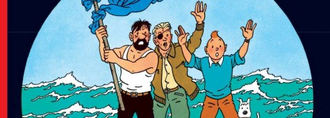 Tintin in Santongeais